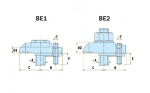 Diagram - Composants type BE1 & BE2