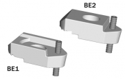 Composants BEAMCLAMP type BE1 & BE2